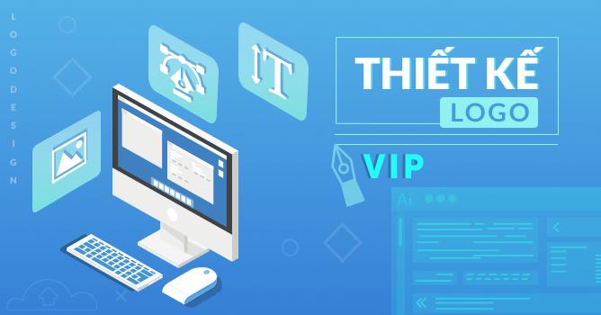 Ứng dụng Thiết Kế Logo VIP