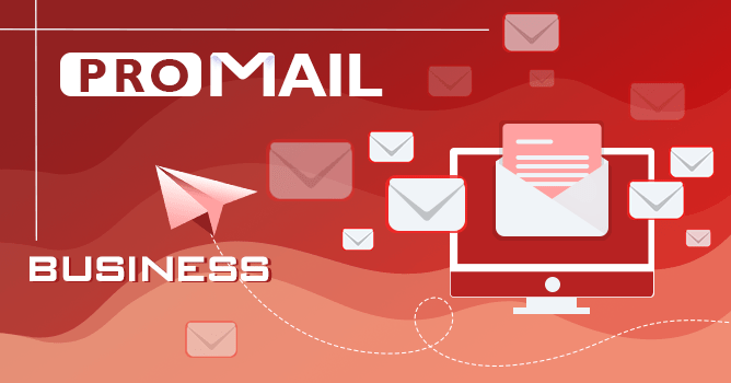 Ứng dụng Email Business
