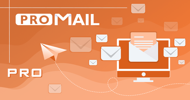 Ứng dụng Email Pro
