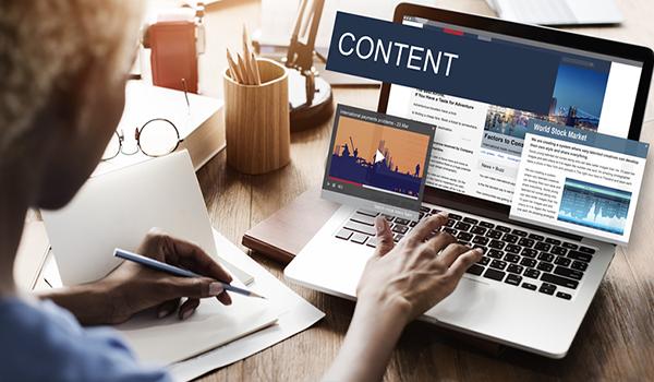 Cập nhật nội dung mới thường xuyên duy trì lượng khách hàng thân thiết