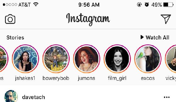 Thủ thuật bán hàng cực hay với Instagram Stories 1