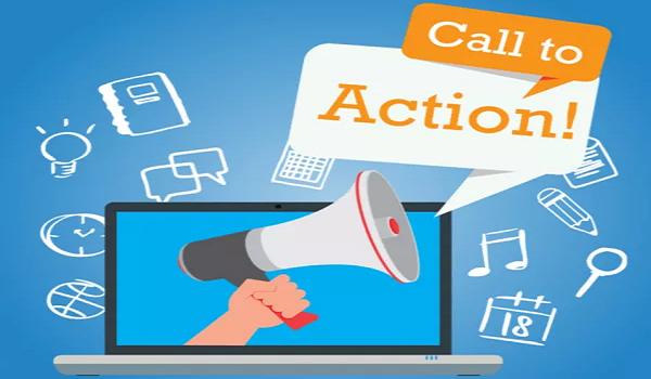 Thiết kế lời kêu gọi hành động phù hợp sẽ rất hữu ích trong việc thu hút khách hàng