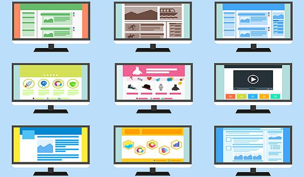 Giao diện thiết kế web dành cho web bất động sản