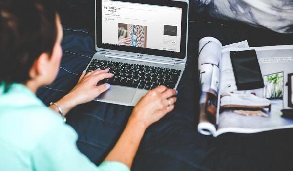 Thể hiện sự chuyên nghiệp của thương hiệu ngay trên website