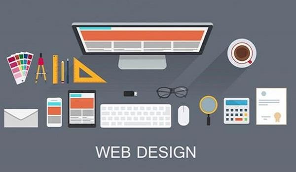 Thiết kế web tập đoàn
