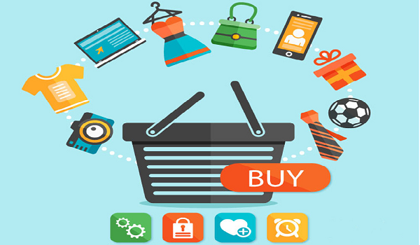 web bán hàng online