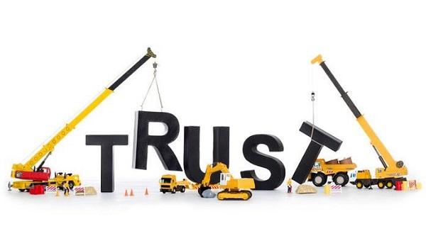 """Công ty phải """"đặt từng viên gạch nhỏ"""" để xây dựng niềm tin với khách hàng"""
