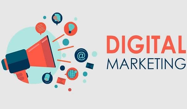Digital marketing đang rất phát triển trong xã hội ngày nay