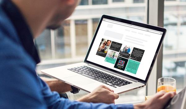 Tăng tương tác với khách hàng tiềm năng bằng website được thiết kế chuyên nghiệp