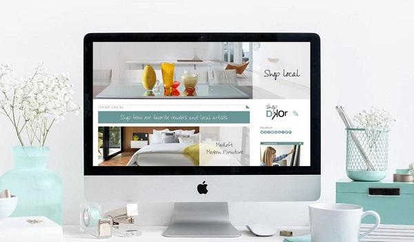 Mẫu website chuyên nghiệp sẽ được người dùng đánh giá cao
