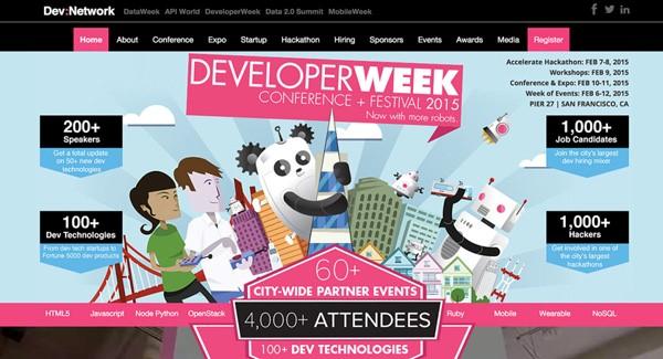 Website sự kiện là công cụ kết nối hiệu quả giữa nhà tổ chức sự kiện với khách hàng
