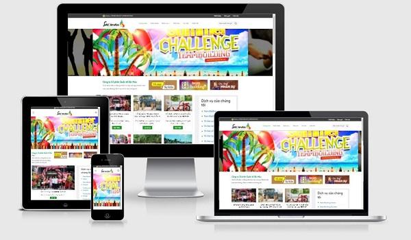 Website sự kiện cần có các công cụ tìm kiếm hiệu quả và được tích hợp trên nhiều thiết bị công nghệ