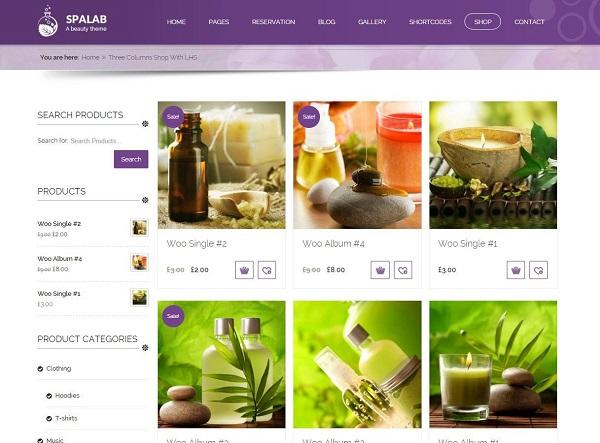Trang web có giao diện đẹp, truy cập nhanh khiến khách hàng thích thú