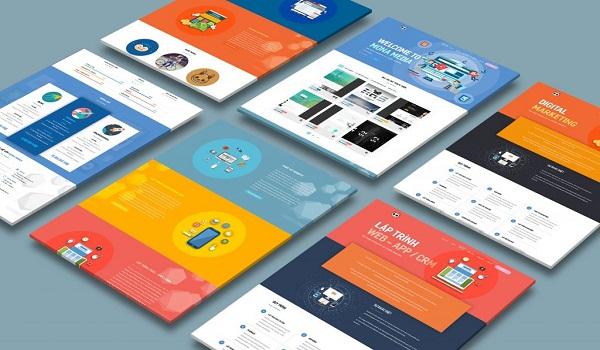 Dịch vụ thiết kế web doanh nghiệp cần thiết cho thời kỳ thương mại điện tử