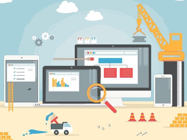 Tìm hiểu về các dự án đã thực hiện là một cách để đánh giá chất lượng dịch vụ đơn vị thiết kế website