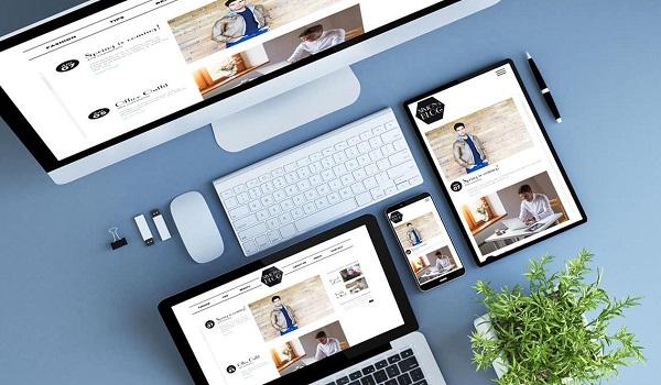 Trực tiếp đáng giá web của đơn vị thiết kế để nhận định chất lượng dịch vụ