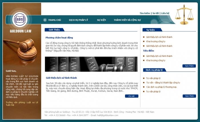 Thông tin doanh nghiệp hay sản phẩm dễ dàng được tìm kiếm