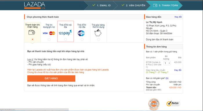 Nhiều công cụ tích hợp trong một website giúp cho cả khách hàng và nhãn hàng