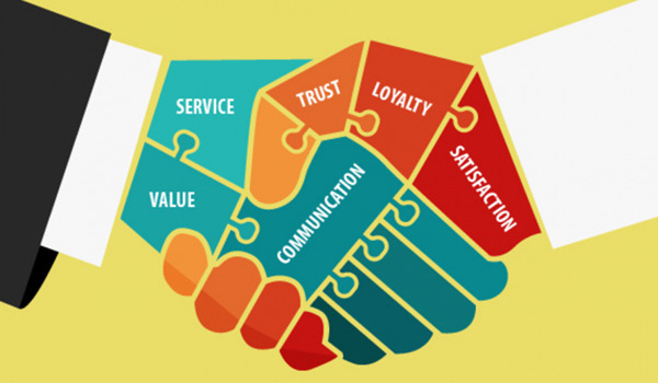 Xây dựng niềm tin khách hàng có vai trò quan trọng trong việc thu hút khách hàng tiềm năng