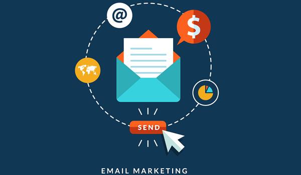 quảng cáo qua email
