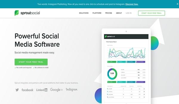 công cụ quản lý mạng xã hội