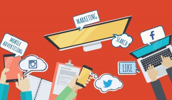 quảng cáo trên mạng xã hội