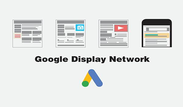chiến dịch hiển thị trên Google