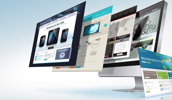 Giao diện website đẹp giúp tăng tính thẩm mỹ và độ chuyên nghiệp của doanh nghiệp