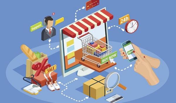 Khách hàng tìm kiếm thông tin sản phẩm, dịch vụ trên Website và Landing page