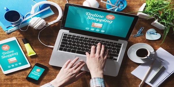 Nhu cầu mua sắm online đang tăng vọt