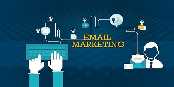 Email marketing giúp tăng lượng khách mua hàng