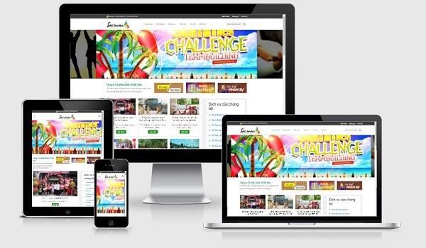 Thiết kế website cần tích hợp trên nhiều nền tảng như smartphone, laptop,...